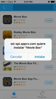 instalar MovieBox